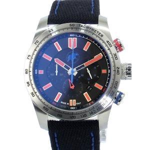 ハンティングワールド メンズ腕時計 HW025SBKR  スーパークロノマジック 【アウトレット】|pre-ma