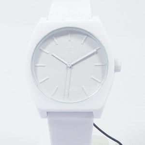 ADIDASアディダス 腕時計 PROCESS SP1 プロセス メンズ レディース 腕時計 Z10-126-00 ホワイト ラバー BY NIXON 【新品アウトレット】|pre-ma