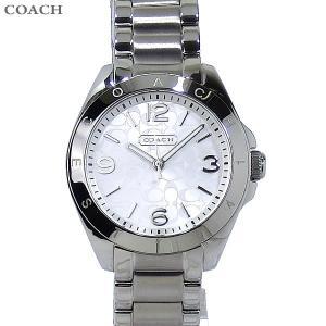 コーチ COACH  レディース腕時計 トリステン 14501778 シルバー ステンレス【アウトレット展示品】|pre-ma