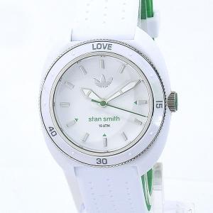 ADIDAS アディダス 腕時計  ADH3122 スタンスミス  レディース ホワイト/グリーン pre-ma