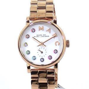 マークバイマークジェイコブス 腕時計 レディース MBM3443  ベイカー ローズゴールド 【アウトレット展示品】|pre-ma