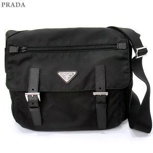【アウトレット訳あり】PRADA プラダ ショルダーバッグ  1BD953 V44 F0002 PATTINA VELA NERO/ブラック|pre-ma