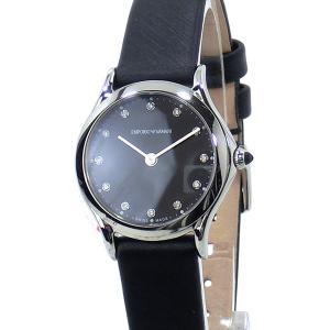 【アウトレット訳あり】エンポリオ アルマーニ  腕時計 ARS7600 24mm レディース ダイヤインデックス EMPORIO ARMANI  SWISS MADE|pre-ma