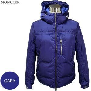 モンクレール ダウンジャケット メンズ GARY 768/ブルー  サイズ(3)  MONCLER|pre-ma