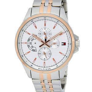 【アウトレット展示品】トミー ヒルフィガー TOMMY HILFIGAR 腕時計 メンズ ステンレス 1791276|pre-ma