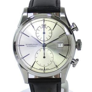 ハミルトン HAMILTON  腕時計 スピリット オブ リバティ H32416781 メンズ 自動巻 レザー 限定1点 F03|pre-ma