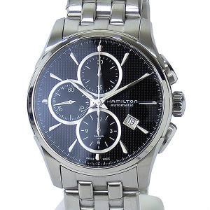 ハミルトン HAMILTON  腕時計 ジャズマスター オート クロノ H32596131 メンズ 自動巻  ステンレス 限定1点 F02|pre-ma