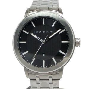 アルマーニ エクスチェンジ メンズ 腕時計 AX1455 46mm 10ATM ステンレス ARMANI EXCHANGE pre-ma