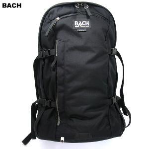 BACH バッハ バックパック/リュックサック BIKE2B 30L 129411 ブラック メンズ 新品アウトレット|pre-ma