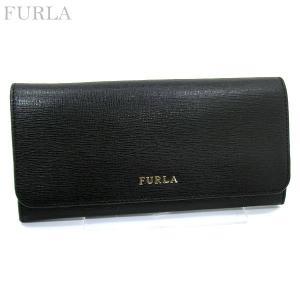 【アウトレット訳あり】FURLA フルラ 長財布 二つ折り BABYLON XL 755163 ブラック レディース|pre-ma
