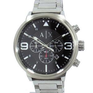 【アウトレット:付属品欠品】アルマーニ エクスチェンジ メンズ 腕時計 AX1369 49mm クロノグラフ ARMANI EXCHANGE|pre-ma