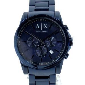 アルマーニ エクスチェンジ 腕時計 AX2512 クロノグラフ ネイビーブルー ARMANI EXCHANGE|pre-ma