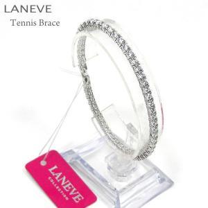 LANEVE シルバー925 テニスブレスレット キュービックジルコニア LV-658-071 ギフトBOX付 レディース|pre-ma