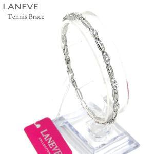 LANEVE シルバー925 テニスブレスレット キュービックジルコニア LV-658-078 ギフトBOX付 レディース|pre-ma