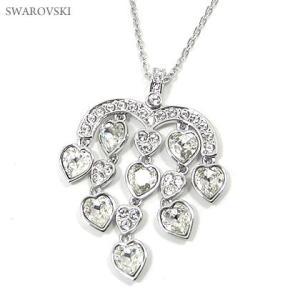 スワロフスキー SWAROVSKI  ネックレス/ペンダント Sensible Hearts  1156280 決算SSP|pre-ma