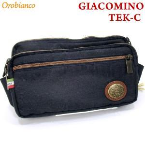 オロビアンコ  ボディバッグ/クロスボディ GIACOMINO TEK-C NY-JEANS デニム Orobianco|pre-ma