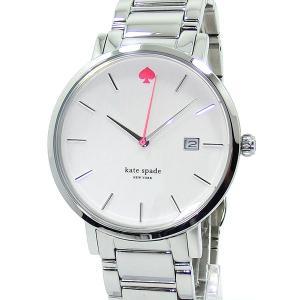 ケイトスペード kate spade 腕時計 レディース 1YRU0008 シルバー メタル 【アウトレット展示品】|pre-ma