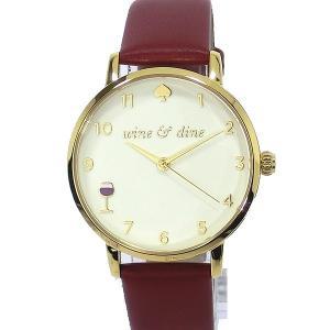 ケイトスペード kate spade 腕時計 レディース KSW1188 METRO レザー【アウトレット展示品】|pre-ma