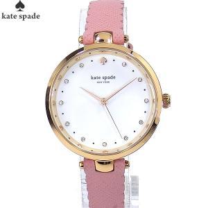 ケイトスペード kate spade 腕時計 レディース KSW1358 LIVE COLORFULLY ピンクレザー【アウトレット】|pre-ma