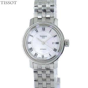 TISSOT ティソ レディース 腕時計 BRIDGEPORT T097.007.11.113.00 自動巻き 29mm ブリッジポート オートマティック レディ 決算セール|pre-ma