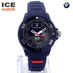 ICE WATCH アイスウォッチ BMWモータースポーツ 35mm SMALLサイズ BM.SI.DBE.S.S.13 ブルー  腕時計|pre-ma