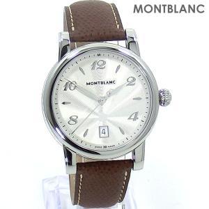 MONTBLANC モンブラン 腕時計 スター デイト ブラウン 39mm 108762 クォーツ メンズ 新品限定1点|pre-ma
