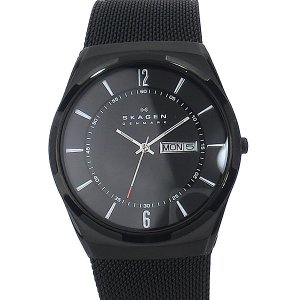 SKAGEN スカーゲン 腕時計 メンズ SKW6006  Aktiv Mesh Titanium アクティブ メッシュ チタニウム 【アウトレット】|pre-ma