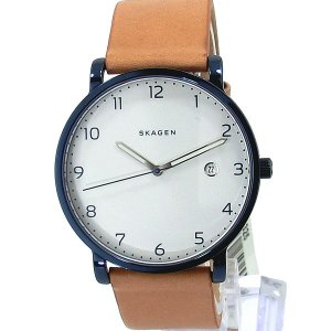 SKAGEN スカーゲン 腕時計 メンズ SKW6325 HAGEN ハーゲン 40mm  レザー 【アウトレット展示品】|pre-ma