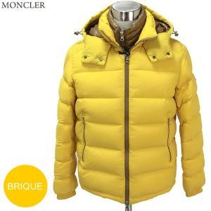 モンクレール ダウンジャケット メンズ BRIQUE 106/ディジョンイエロー  サイズ(3)  MONCLER|pre-ma