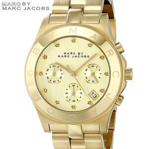 マークバイマークジェイコブス 腕時計 MBM3101 クロノグラフ ゴールド 40mm 男女兼用|pre-ma