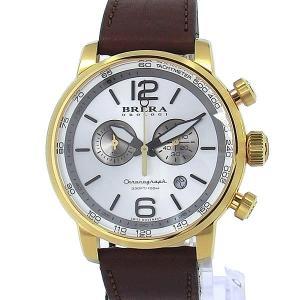 ブレラ オロロジ 腕時計 DINAMICO  BRDIC4405 クロノグラフ 44mm  BRERA OROLOGI スイス製【アウトレット展示品】|pre-ma