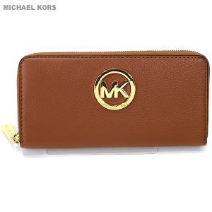 マイケルコース MICHAEL KORS 長財布 ラウンドファスナー 32H4GFTZ3L 230 LUGGAGE  【アウトレット】|pre-ma