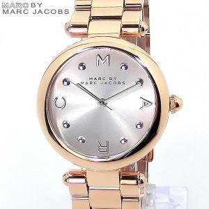 マークバイマークジェイコブス MARC BY MARC JACOBS 腕時計 MJ3449 DOTTY レディース 35mm ローズゴールド/ステンレス|pre-ma