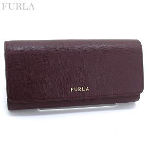 【アウトレット】FURLA フルラ 長財布 BABYRON XL BIFOLD / 777634 PN84 B30 BAROLO ワインレッド|pre-ma