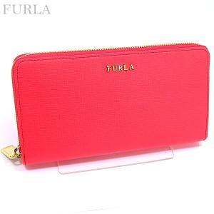 FURLA フルラ 長財布 ラウンドファスナー BABYRON  XL / 792028 PN08 B30 PIF PINKY ピンク【アウトレット箱不良-K05】|pre-ma