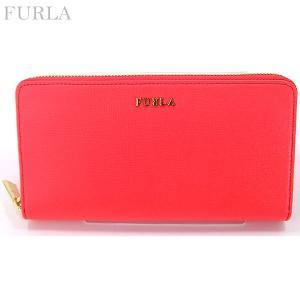 【アウトレット訳あり】FURLA フルラ 長財布 ラウンドファスナー BABYRON  XL / 792028 PN08 B30 PIF PINKY ピンク|pre-ma
