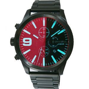 ディーゼル DIESEL RASP DZ4447 メンズ腕時計 クロノグラフ ブラック 偏向ガラス ステンレス 新品|pre-ma