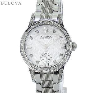 ブローバ BULOVA レディース腕時計 63R001 ダイヤモンド Accutron Masella SWISS MADE  アウトレット|pre-ma