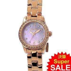 フォリフォリ Folli Follie 腕時計 レディース WF0B025BSZ-XX  ローズゴールド/ピンクシェル  20mm 新品|pre-ma