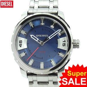 ディーゼル DIESEL 腕時計 DZ1723 ブルーフェイス ステンレス メンズ 新品|pre-ma