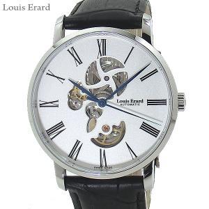 ルイエラール Louis Erard  腕時計 Excellence 61233AA20.BDC02 メンズ 自動巻 SWISS MADE 新品 決算セール|pre-ma
