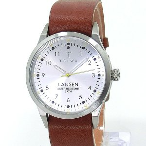 TRIWA トリワ 腕時計 ランセン 38mm LAST102-MO012612 ブラウン レザーベルト ユニセックス|pre-ma