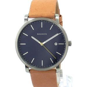SKAGEN スカーゲン 腕時計 メンズ SKW6279  40mm ハーゲン HAGEN レザー|pre-ma