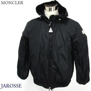モンクレール ブルゾン ジップアップ  メンズ JAROSSE  888/ブラック  MONCLER【アウトレット限定各1点】|pre-ma