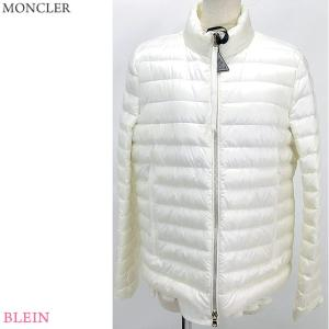 【アウトレット訳あり】モンクレール ライト ダウンジャケット レディース BLEIN 034/ホワイト サイズ(3/ML) MONCLER|pre-ma