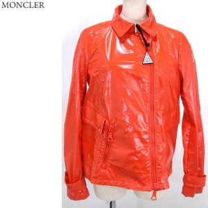 モンクレール ジャケット/ブルゾン レディース レッド  サイズ(0,1) MONCLER 防水加工【アウトレット特価】|pre-ma