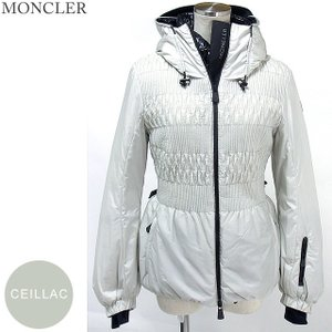 モンクレール グルノーブル ダウンジャケット CEILLAC 911/アイボリー レディース  サイズ(1)現品限り MONCLER 【アウトレット-n12】|pre-ma