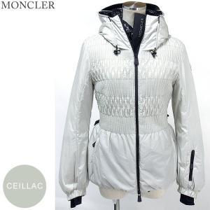 モンクレール グルノーブル ダウンジャケット CEILLAC 911/アイボリー レディース  サイズ(1) 限定 MONCLER 【アウトレット訳あり-n12B】|pre-ma