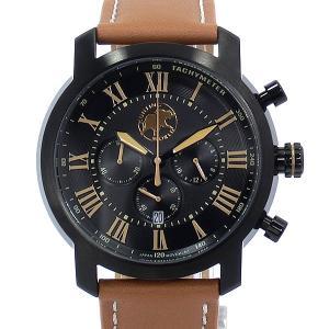 ハンティングワールド メンズ腕時計 HW930BK クロノグラフ 43mm LANDSCAPE 新品在庫セール|pre-ma