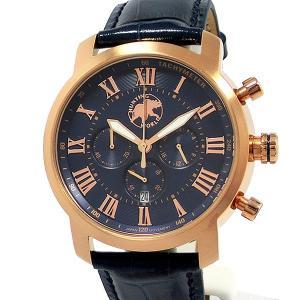 ハンティングワールド メンズ腕時計 HW930PNV クロノグラフ 43mm LANDSCAPE ランドスケープ 正規品 決算SSP|pre-ma